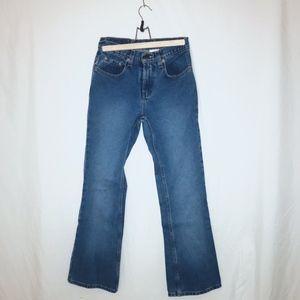vintage 90's flare jeans!!